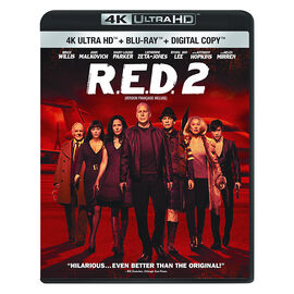 RED 2 - 4K UHD Blu-ray