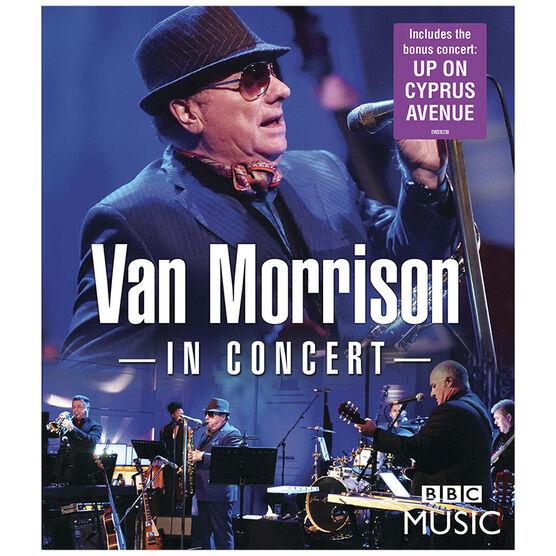 Van Morrison - In Concert - DVD