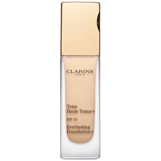 Clarins Everlasting Foundation + SPF 15 - Ivory
