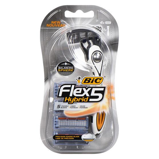Bic Flex5 Hybrid Shaver