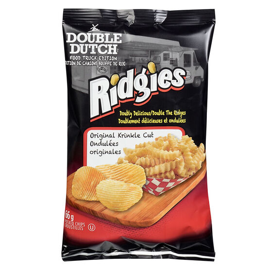 Double Dutch Ridgies - Original - 66g