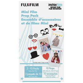Fujifilm Instax Mini Film Prop Pack - 600018639