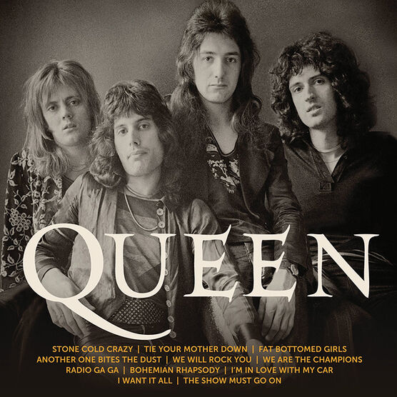 Queen - Icon - CD