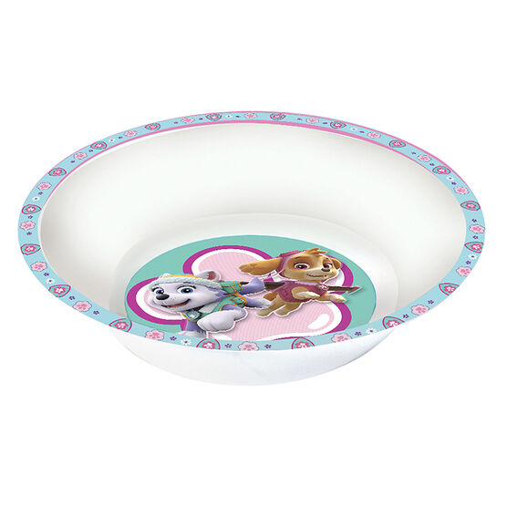 Paw Patrol Girl's Melamine Bowl - 5.5 inch