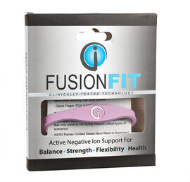 Fusion IONZ Fit Bracelet - Pink - Small