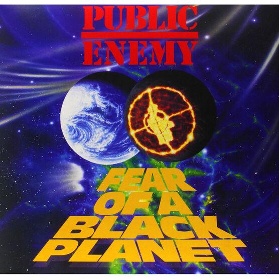Public Enemy - Fear of a Black Planet - Vinyl