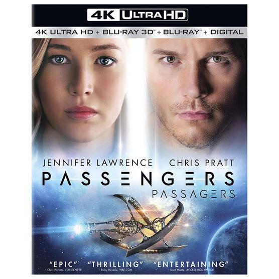 Passengers - 4K UHD