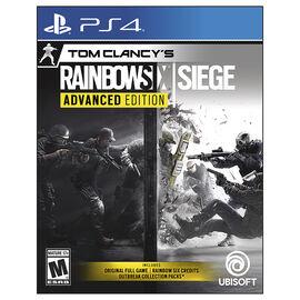 PS4 Rainbow Six Siege - Advanced Edition