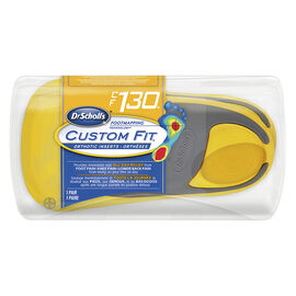 Dr. Scholl's Custom Fit Orthotic Insoles - CF130 - M10/W11.5