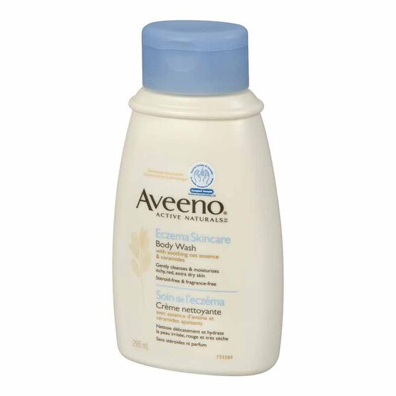 Aveeno Eczema Care Body Wash - 295ml