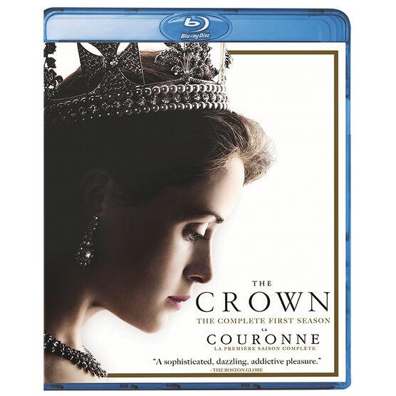 The Crown: Season 1 - Blu-ray