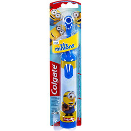 Colgate Battery Powered Toothbrush - Minions - Extra Soft