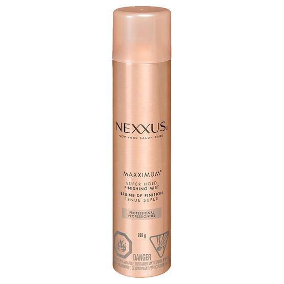 Nexxus Maxximum Super Hold Styling & Finishing Mist - 283g