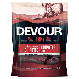 Devour Beef Jerky - Smokehouse Chipotle - 70g