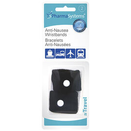 PharmaSystems U Travel Anti-Nausea Wristbands - Adult's