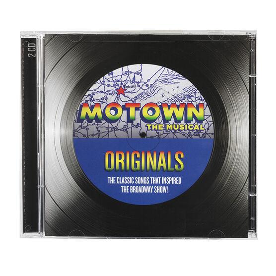 Various Artists - Motown Musical: Originals - CD