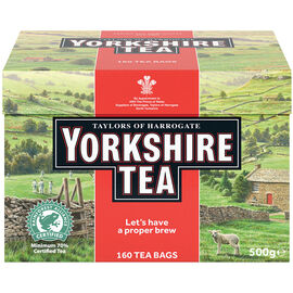 Yorkshire Red Tea - 160's