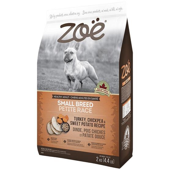 Zoe Dog Food - Turkey, Chickpea and Sweet Potato - 2kg