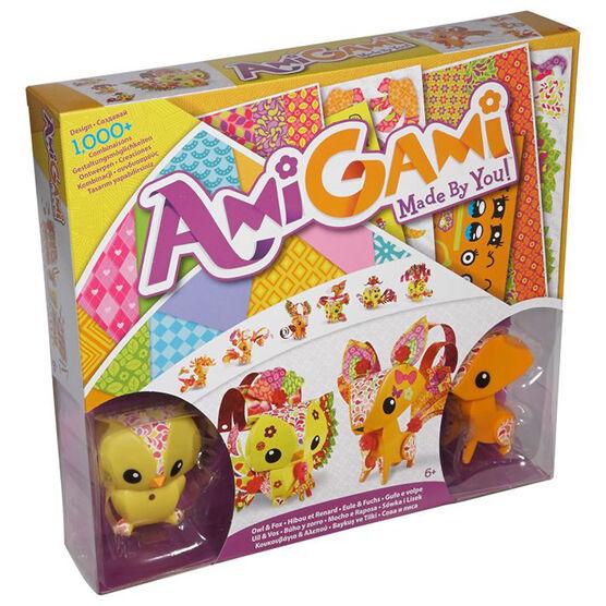 AmiGami Board Game