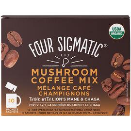 Four Sigmatic Mushroom Coffee Mix - 10's