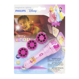 Disney Princess 2-in-1 Torch Projector - Pink