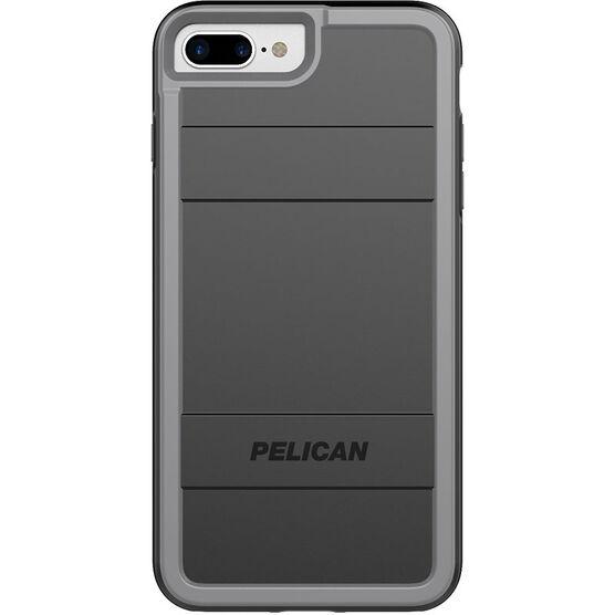 Pelican Pro Case for iPhone 7 Plus - Black/Grey - PNIP75PROBKGR