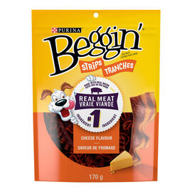 Purina Beggin Strips - Cheese and Bacon - 170g