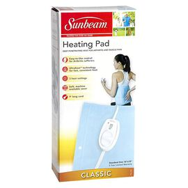 Sunbeam Standard Dry Heating Pad - 30.4 x 38.1cm