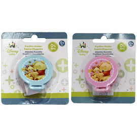 Winnie the Pooh Pacifier Holder - Assorted