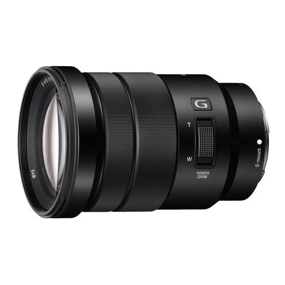 Sony 18-105mm f4.0 G OSS Power Zoom Lens - SELP18105G