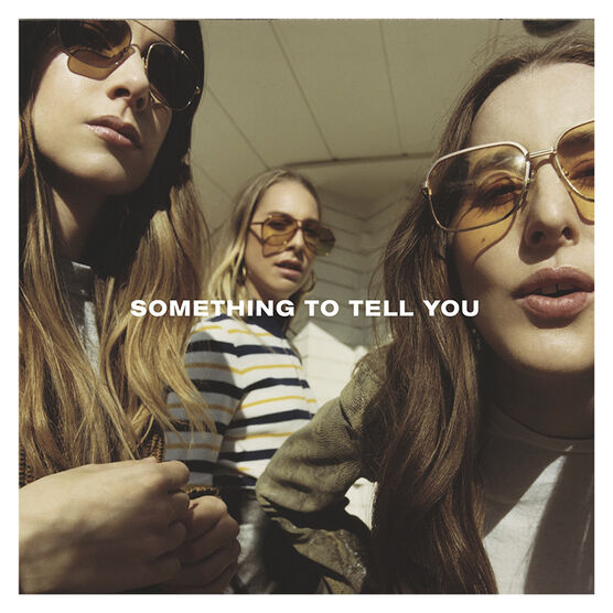 HAIM - Something to Tell You - CD