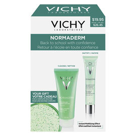 Vichy Normaderm Skin Balance Kit - 3 piece