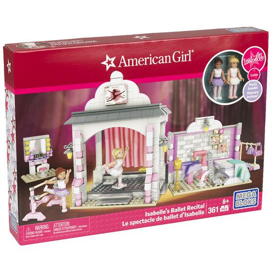 Mega Bloks American Girl - Dance Studio