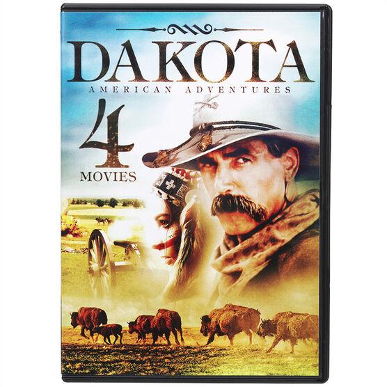 Dakota American Adventures - DVD