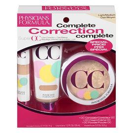Physicians Formula Super CC Makeup Kit