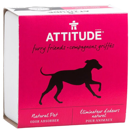 Attitude Natural Pet Odour Absorber - Coconut Lime - 227g