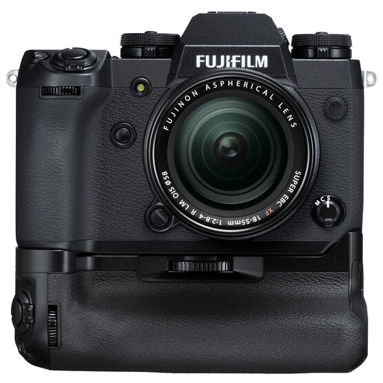 PRE-ORDER: Fujifilm X-H1 Body with Grip - 600019786