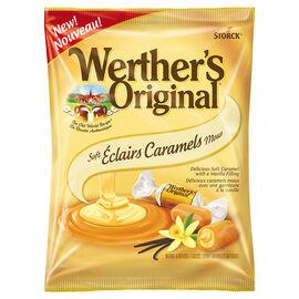 Werther's Original Caramels - Vanilla Eclair - 116g