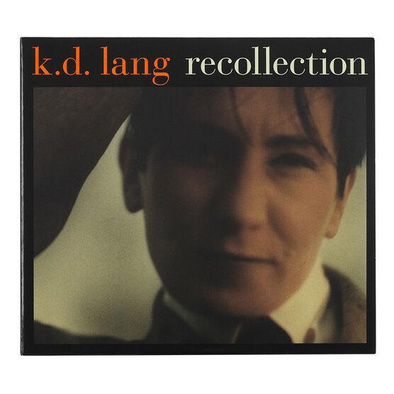 K.D. Lang - Recollection - CD