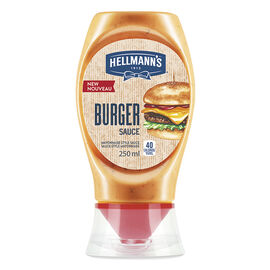 Hellmann's Burger Sauce - 250ml