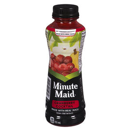 Minute Maid Cranberry Cocktail Juice - 355ml