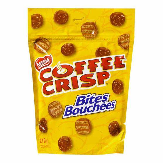 Nestle Coffee Crisp Bites - 210g