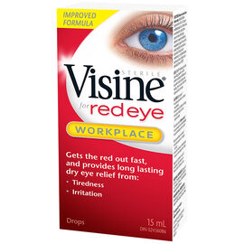 Visine for Red Eye - Workplace - 15ml