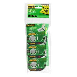 3M Scotch Magic Transparent Tape - 3 pack
