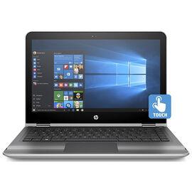 HP W7B80UA#ABL 15.6 inch Laptop - White Silver
