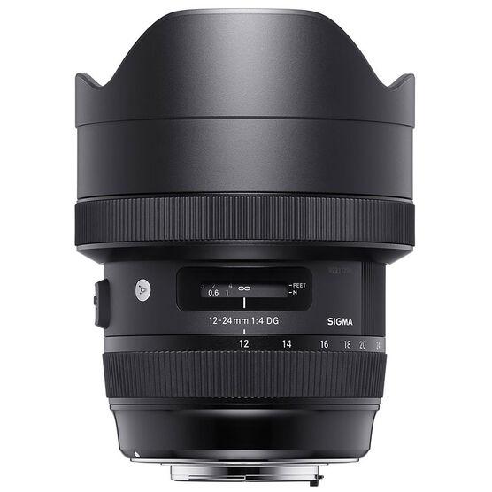 Sigma Art 12-24mm F4 DG Lens for Nikon - A1224DGHN