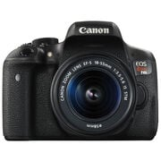 Canon EOS Rebel T6i with 18-55mm IS STM Lens - 0591C004