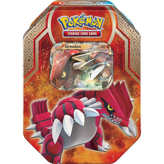 Pokemon Legends of Hoenn Tin - Assorted