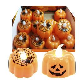 Halloween Pumpkin Flameless Light