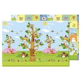 Baby Care Soft Playmat - Birds in the Trees - Large